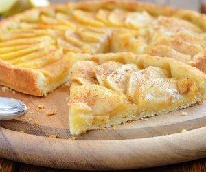 Einfacher Apfelkuchen