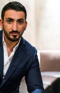 Mustafa Alin wird zum Model