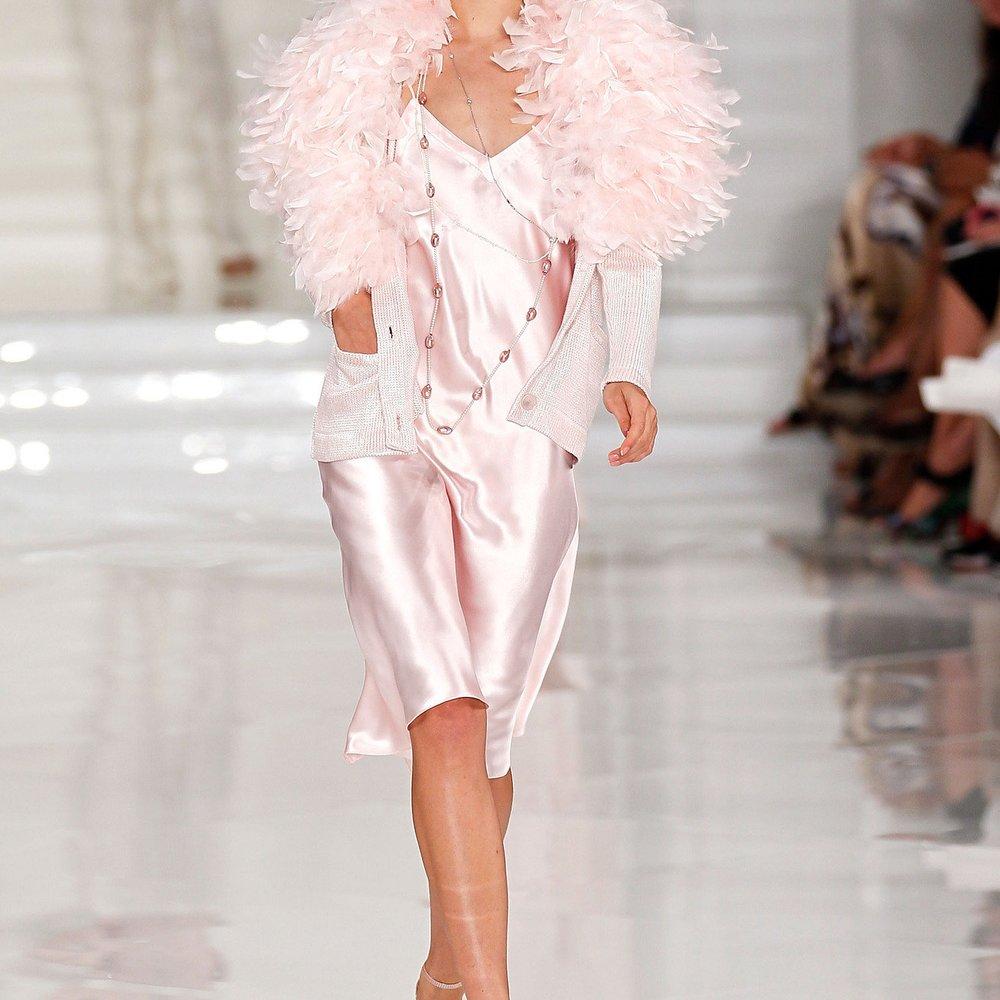 Ralph Lauren mit 20er Jahre Glamour