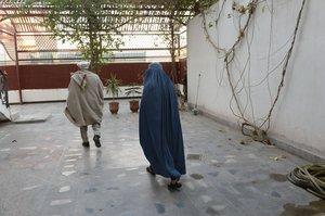 Die meisten Frauen werden in Afghanistan weiterhin unterdrückt.