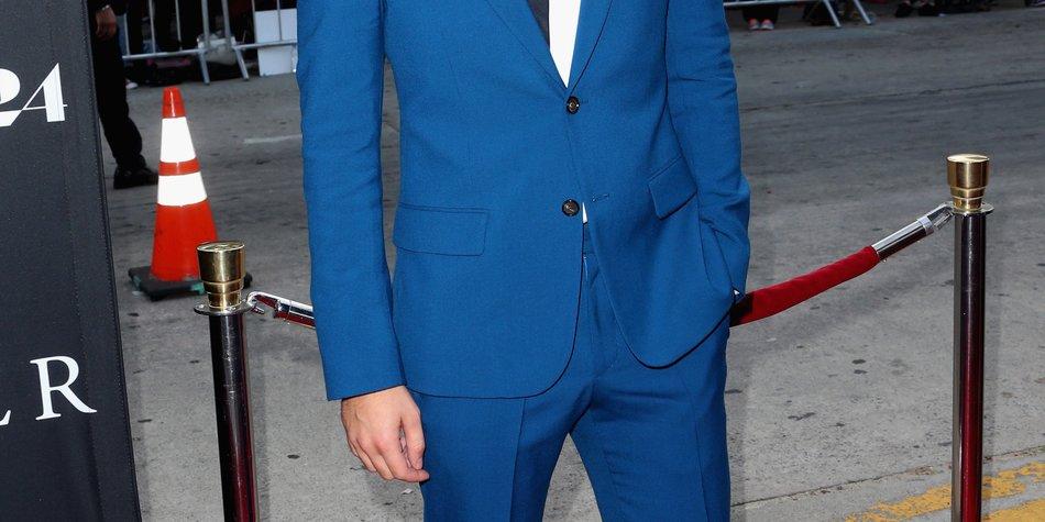 Robert Pattinson hat die Spendierhosen an