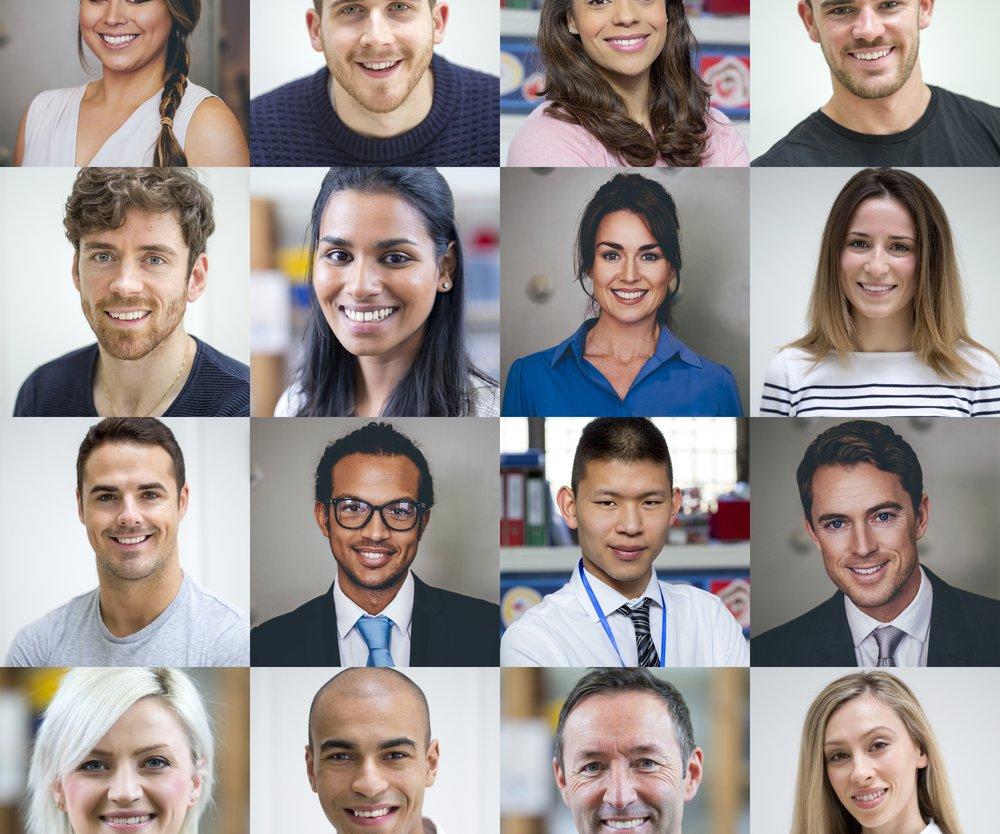 Studie: Gesicht verrät, ob du arm oder reich bist