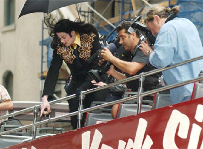 Michael Jackson war ein Superstar