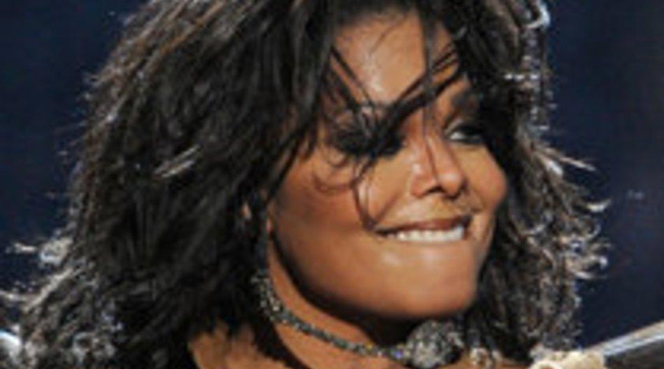 Janet Jackson in Paris