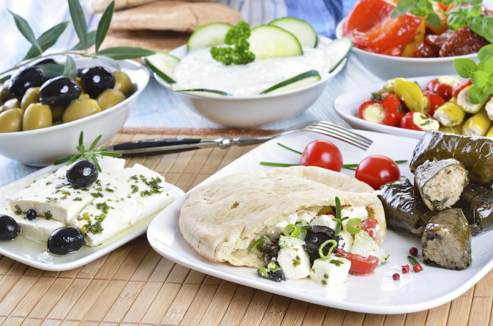 Griechische Küche: Das schmeckt nach Urlaub!   desired.de