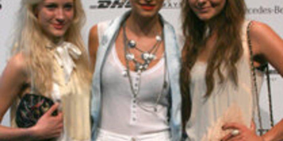 Stars auf der Fashion Week Berlin 2010