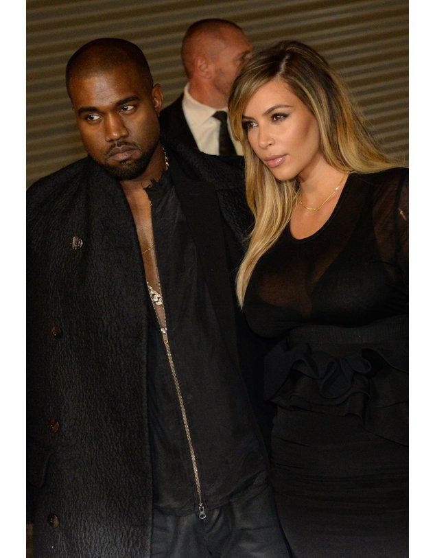 Kim Kardashian und Kanye West heiraten im Mai