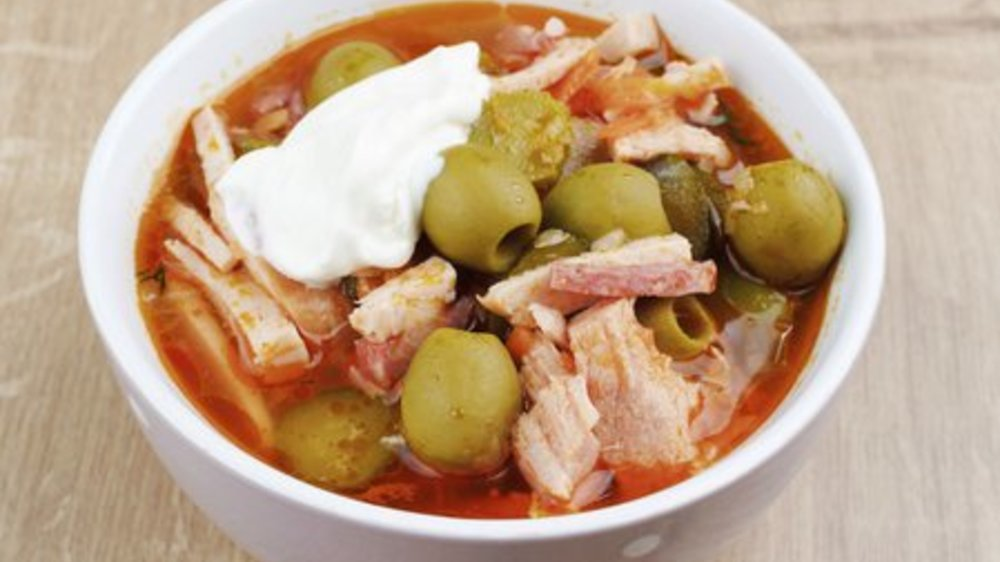 Soljanka Suppe