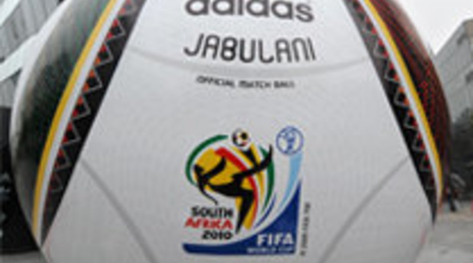 WM 2010: Erster Anpfiff in Südafrika