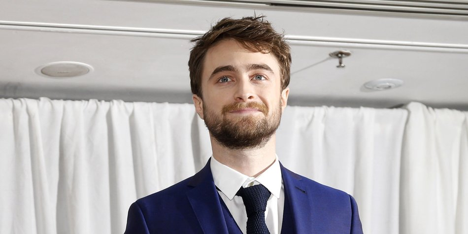 LONDON, ENGLAND - MARCH 29: Daniel Radcliffe attends the Jameson Empire Awards 2015 at Grosvenor House, on March 29, 2015 in London, England. (Photo by Alex B. Huckle/Getty Images for Jameson)