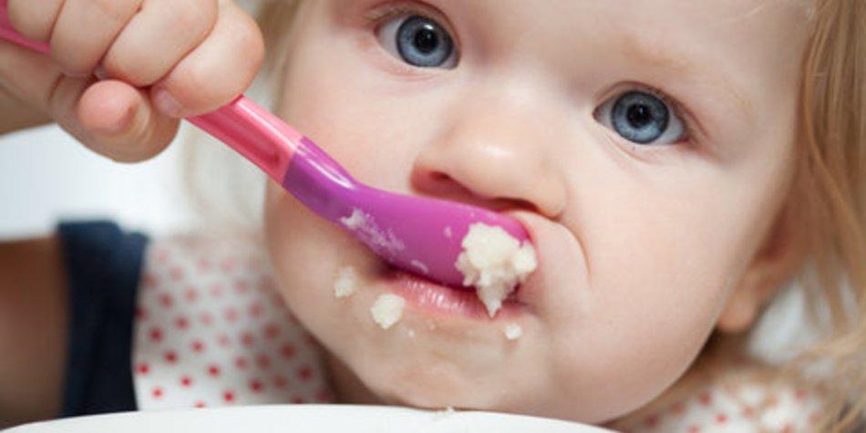 Babybrei: Die Hauptzutaten sind entscheidend