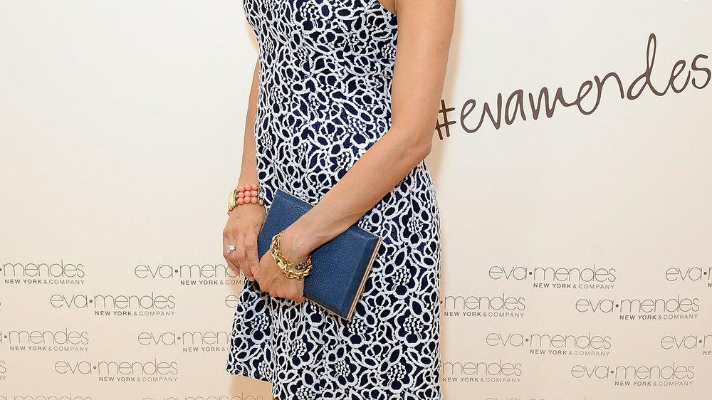 Eva Mendes ist endlich bei Instagram
