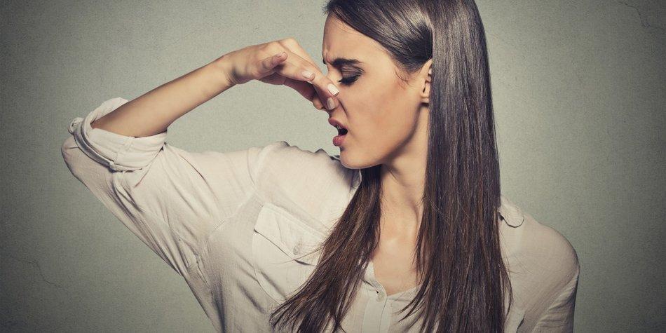 Was tun gegen Schweißgeruch