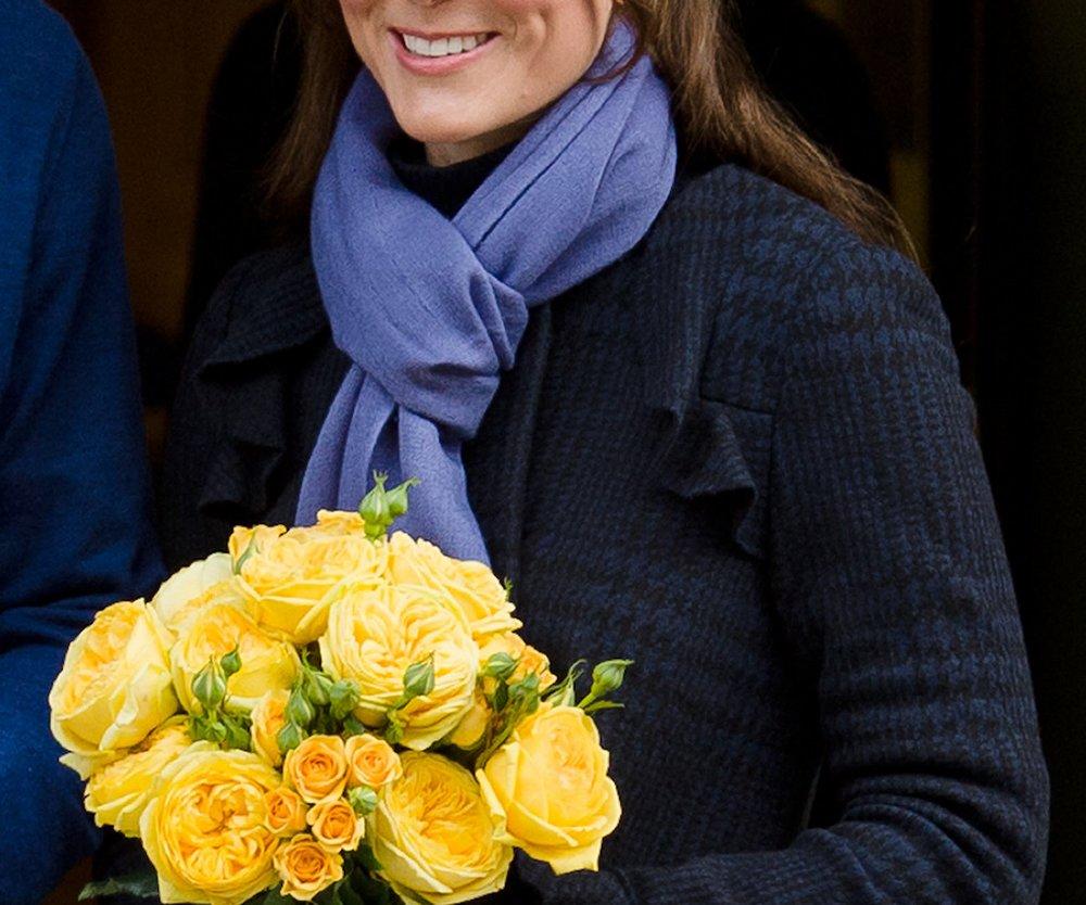 So erfuhr Kate Middleton von der Schwangerschaft