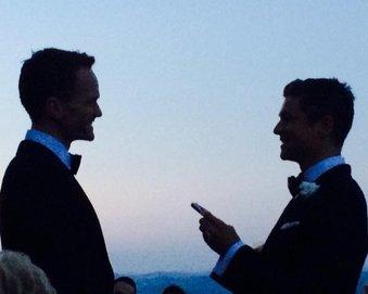 Neil Patrick Harris und sein Ehemann David Burtka