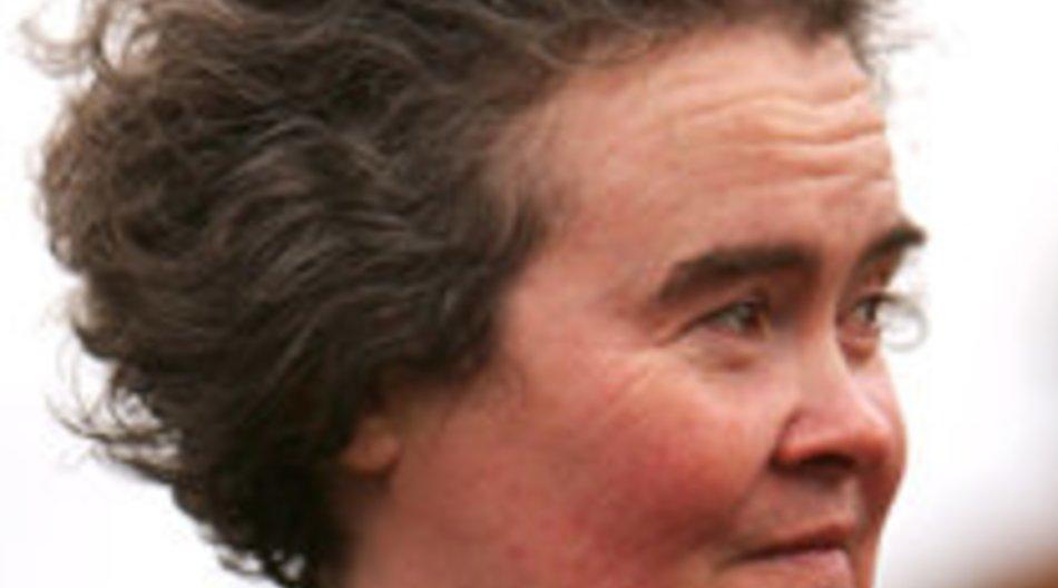 Susan Boyle: Rekordvorbestellungen