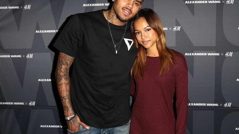 Chris Brown: Datet er wieder Karrueche Tran?