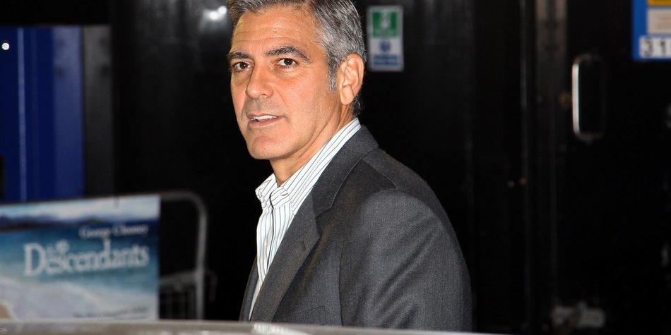 George Clooney sagt aus