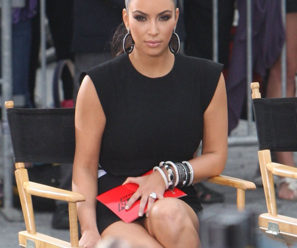 Kim Kardashian arbeitet mit Heidi Klum