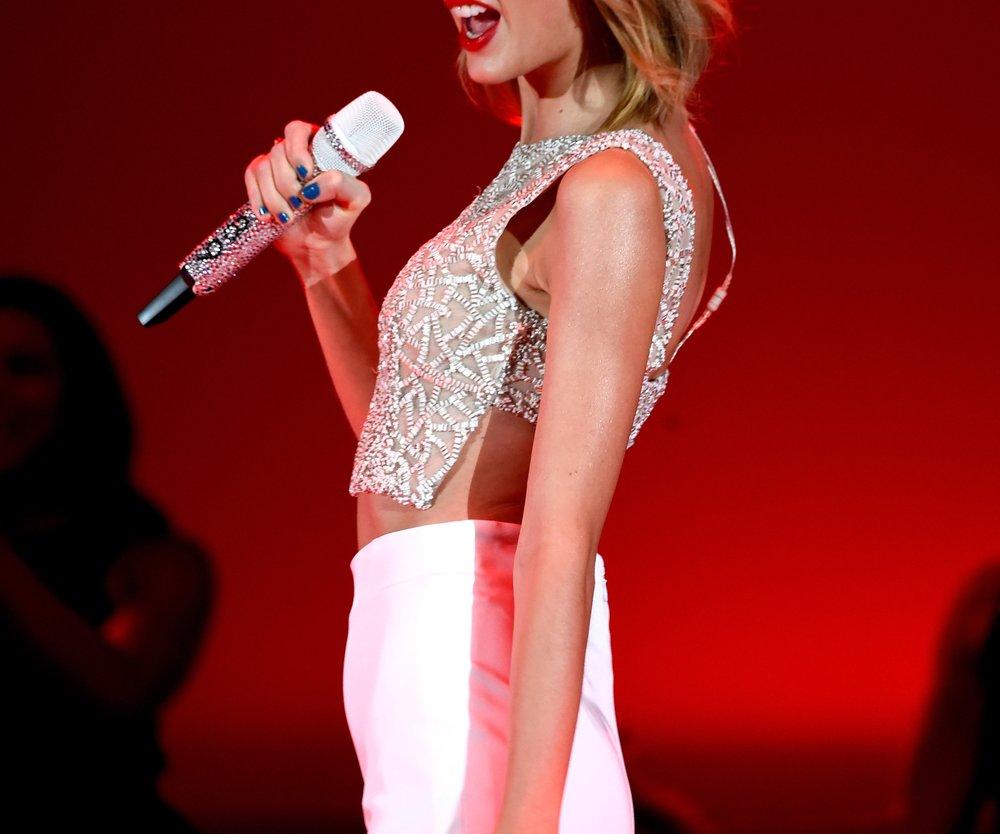 Taylor Swift stellt ihre neue Single vor