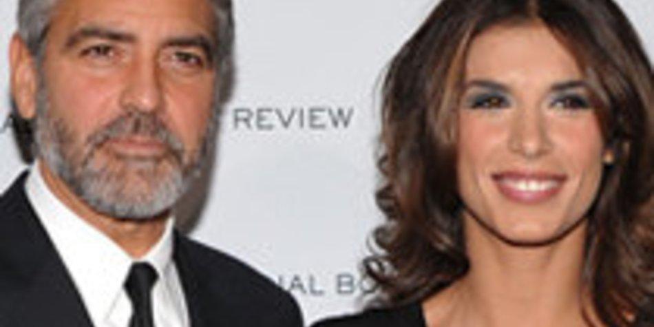 George Clooney: Romantisches Dinner mit Elisabetta