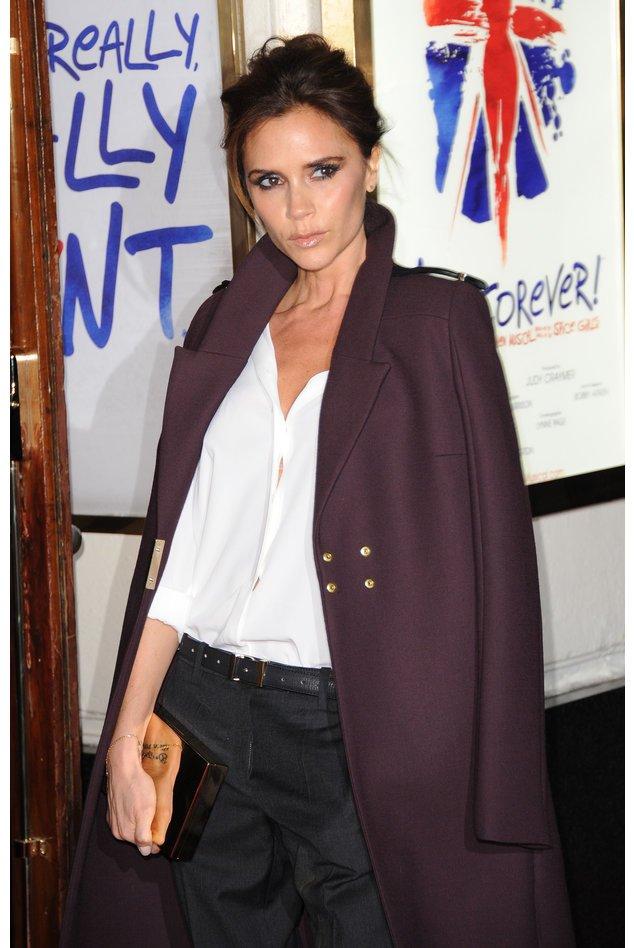 Victoria Beckham wird 41 Jahre als