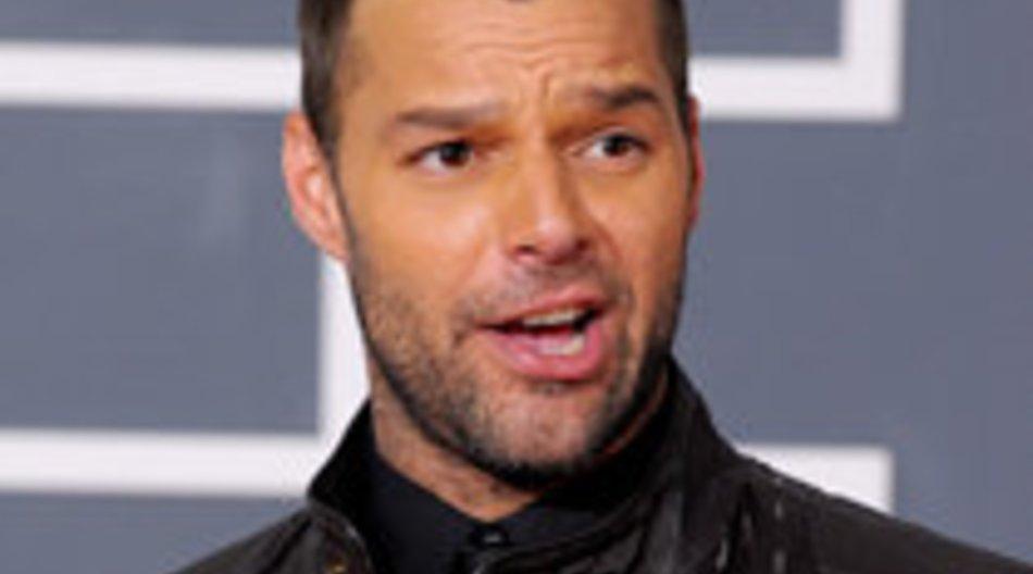 Ricky Martin bedankt sich nach Outing bei seinen Fans