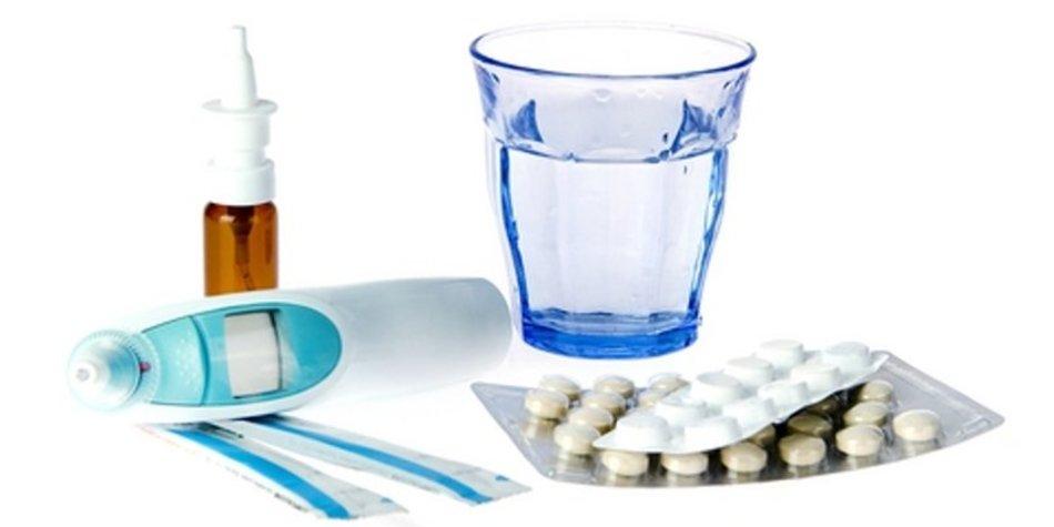 Grippe bei Kindern