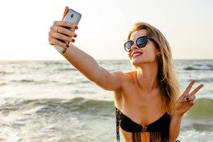 selfies schwarm