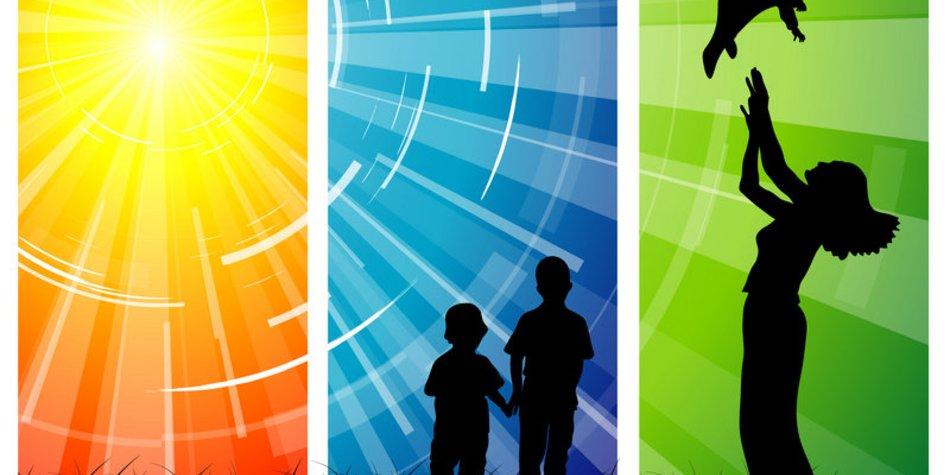 UV-Strahlen: Babys nützt auch Sonnencreme nichts