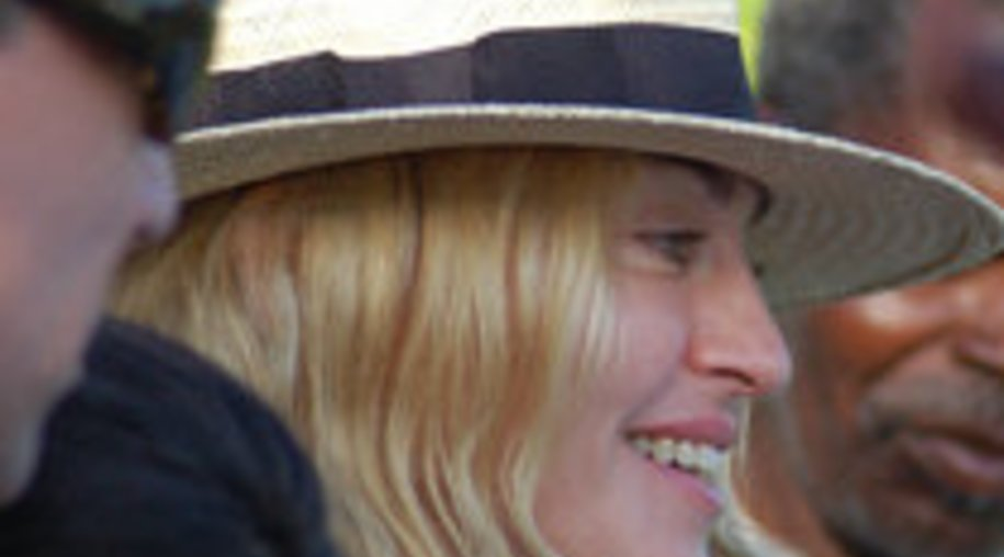 Madonna: Neue Adoptionspläne?
