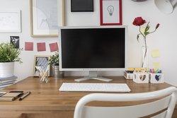 Prokrastinieren Schreibtisch