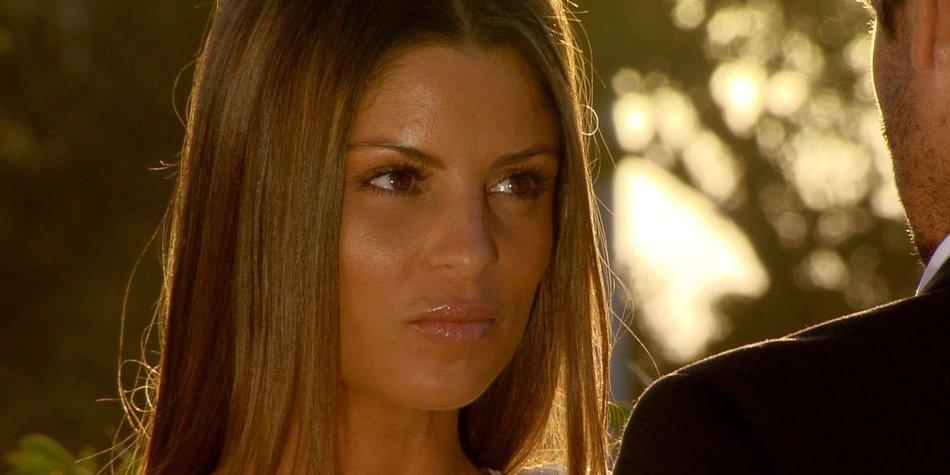 Der Bachelor: Alissa weint im TV