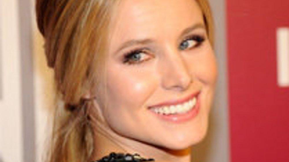Kristen Bell: Am Set für eine neue Serie