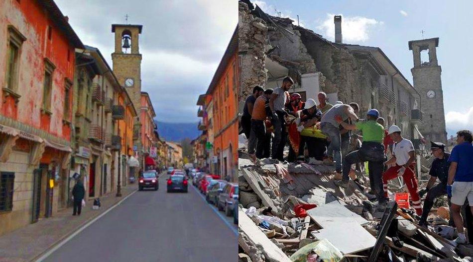 italien erdbeben