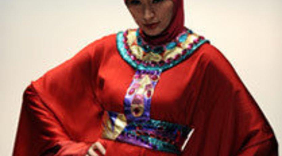 Mode im Islam – Farben und Muster wie aus 1001 Nacht
