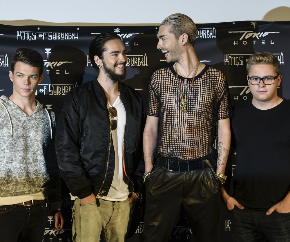 Tokio Hotel Summer Camp