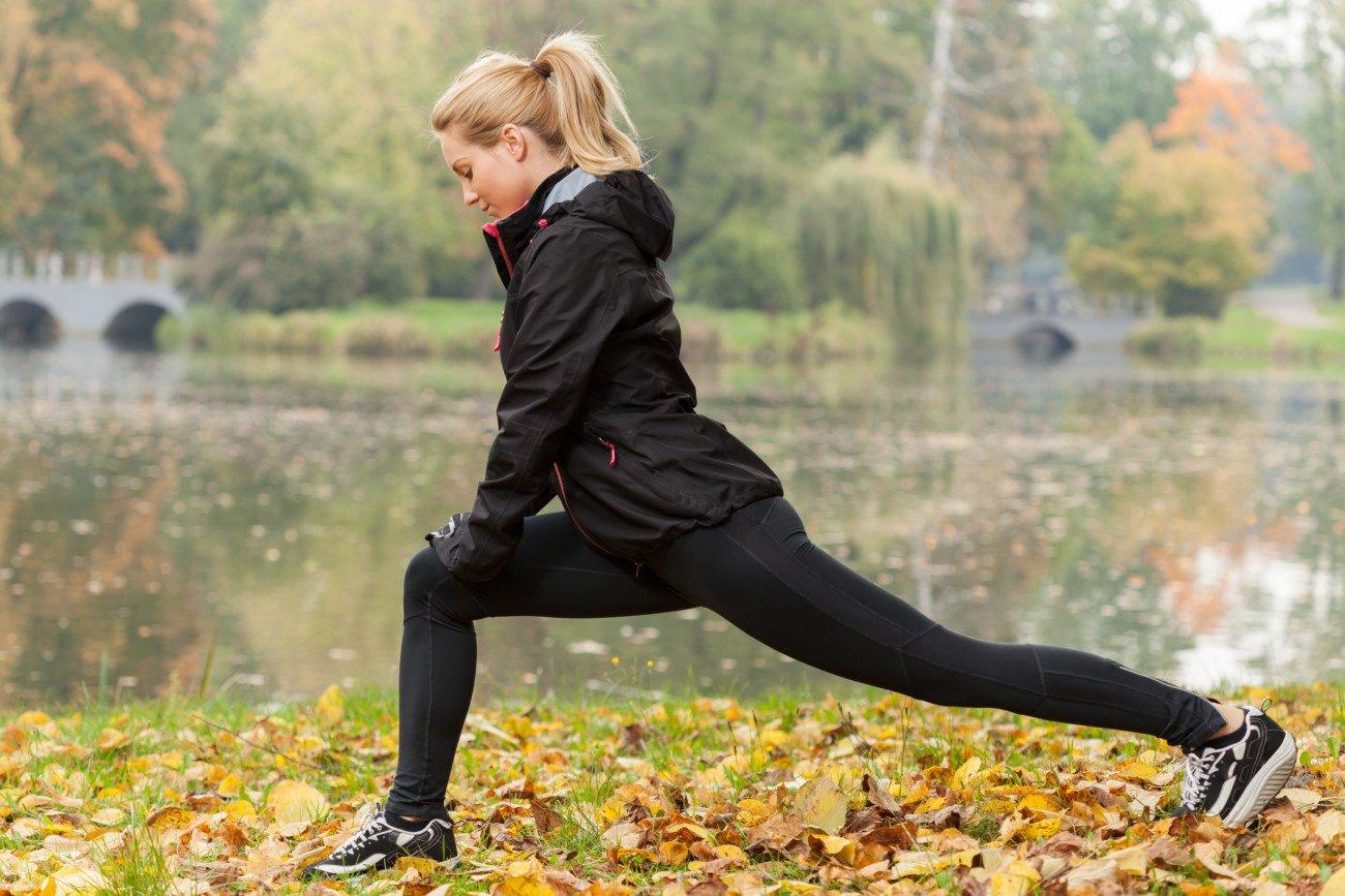 Dynamisches Dehnen - Übungen