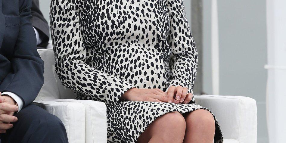 Kate Middleton gibt die Identität der neuen Nanny preis