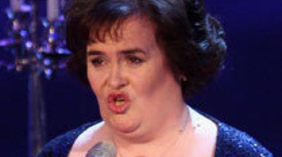 Susan Boyle erobert die USA