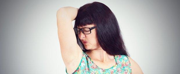 Tipps gegen starkes Schwitzen