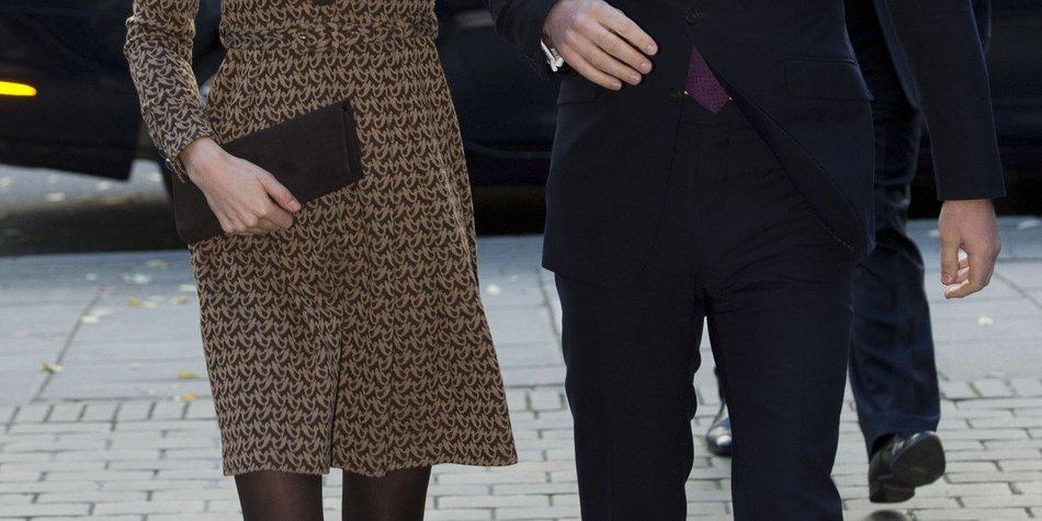 William und Kate: Sind sie zu geizig?
