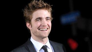 Robert Pattinson auf der Twilight-Premiere