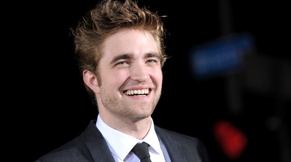 Robert Pattinson auf der Twilight-Premiere