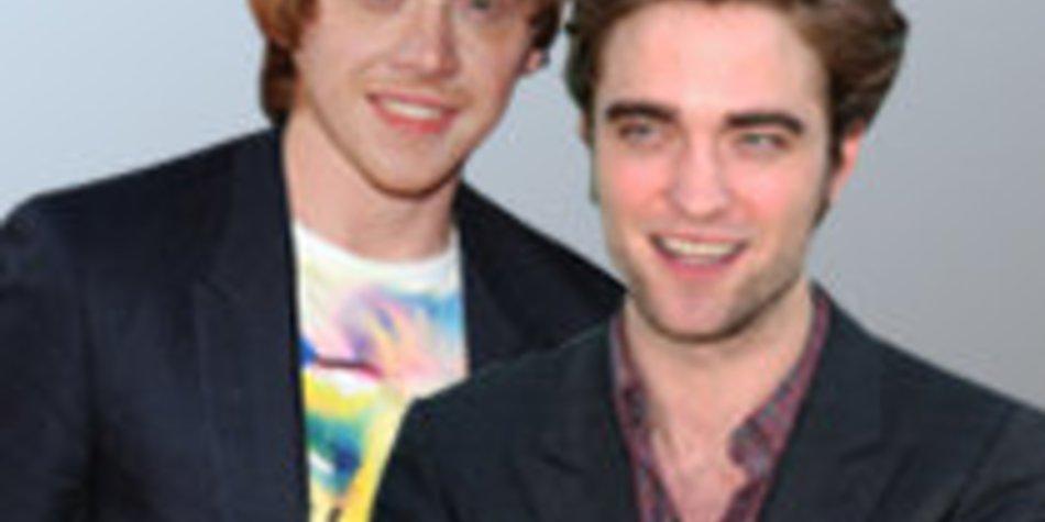 Robert Pattinson oder Rupert Grint : Wer wird Prinz Harry?