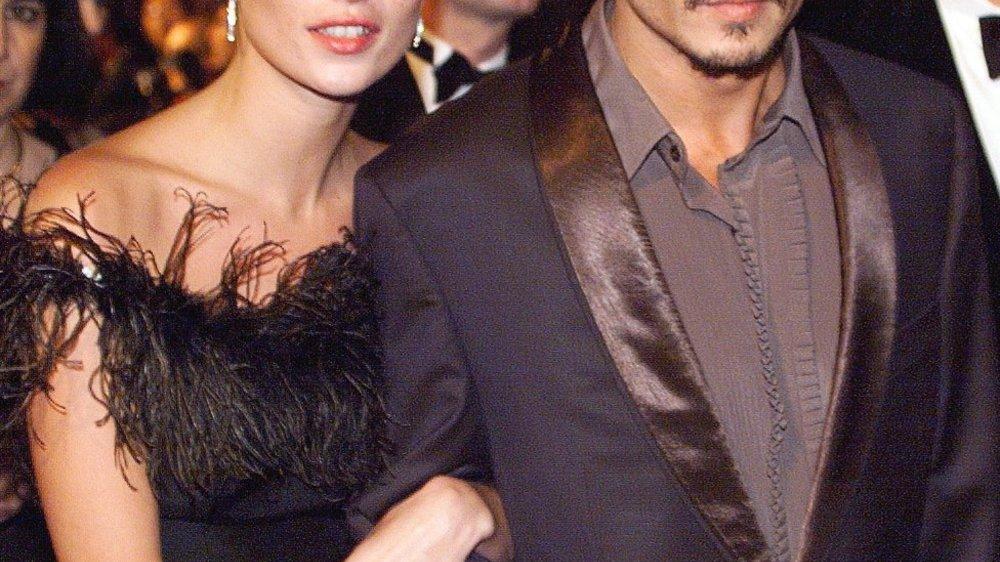 Johnny Depp und Kate Moss: Wieder vereint!