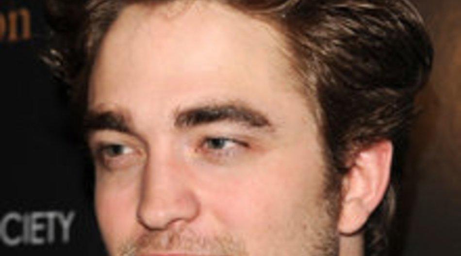 Robert Pattinson findet sich langweilig