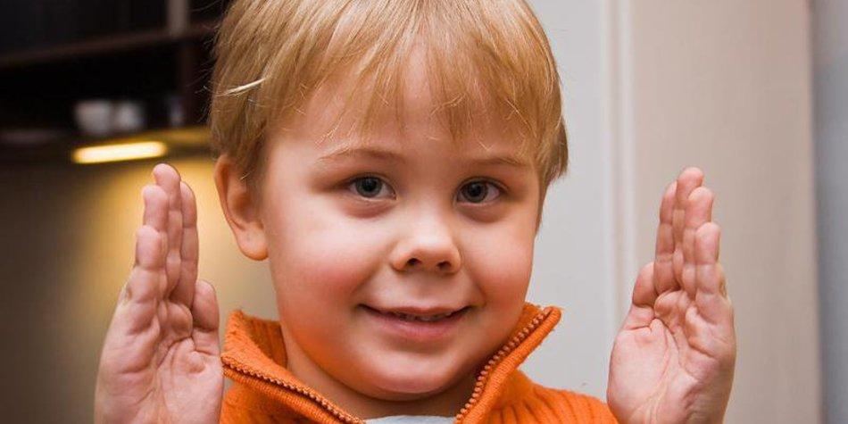 Fingerspiele im Kindergarten