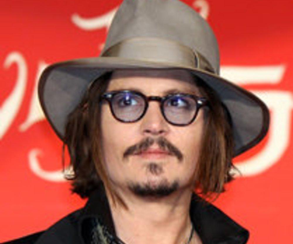 Johnny Depp und die Traumfrauen
