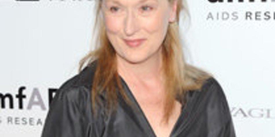 Meryl Streep nimmt Hollywood-Auszeit